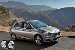 BMW 2 Series Active Tourer: «волк» в семейной «шкуре»